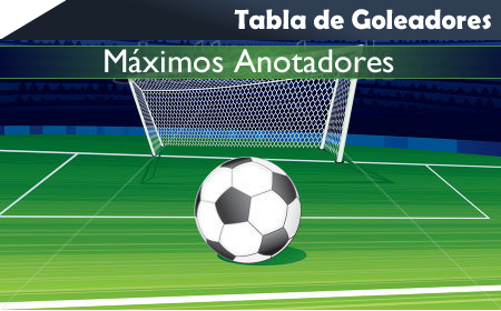 tabladegoleadores