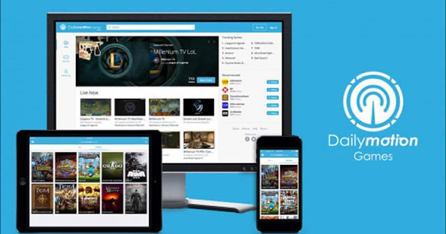 Dailymotion lanza plataforma de streaming para videojuegos